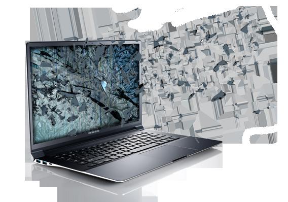 Explosion-laptop